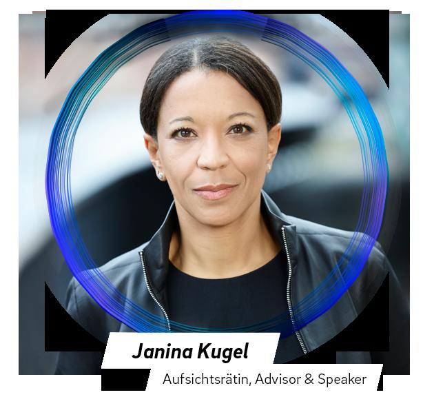 Janina Kugel by Laurence Chaperon